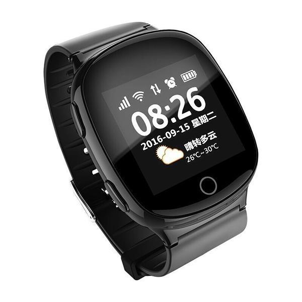 Детские часы с GPS трекером SMARUS kids K8