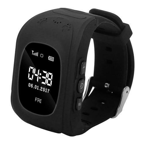 Детские часы с GPS трекером SMARUS kids K50
