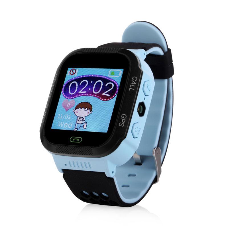 Детские часы с GPS трекером SMARUS K500