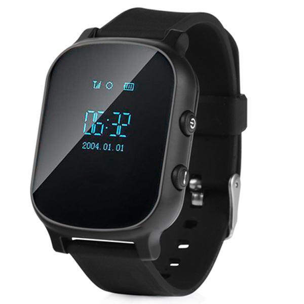 Детские часы с GPS трекером SMARUS kids K58
