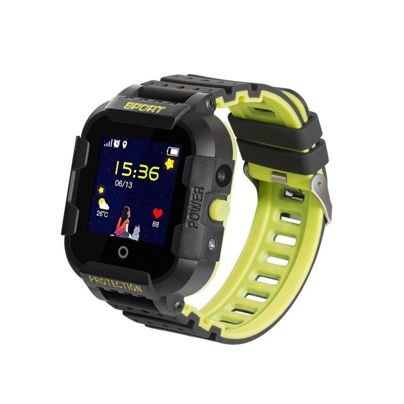 Детские часы с GPS трекером SMARUS kids K6