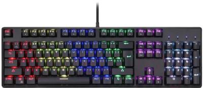 Игровая проводная клавиатура Motospeed K96 (CK107) Rainbow