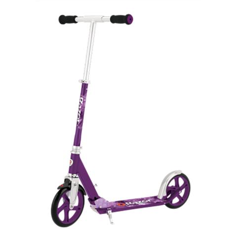 Складной городской самокат Razor A5 Lux Фиолетовый