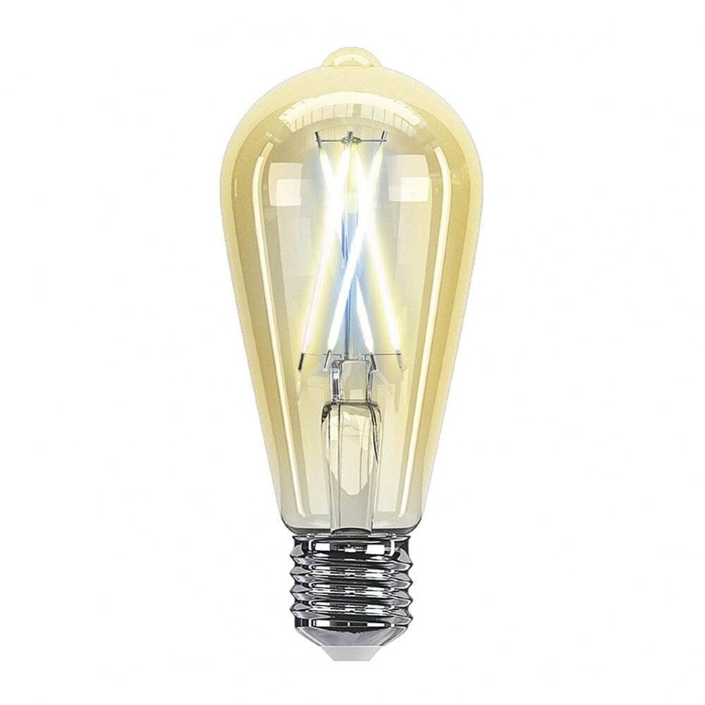 Умная лампа HIPER IoT ST64 Filament Vintage (HI-ST64FIV)