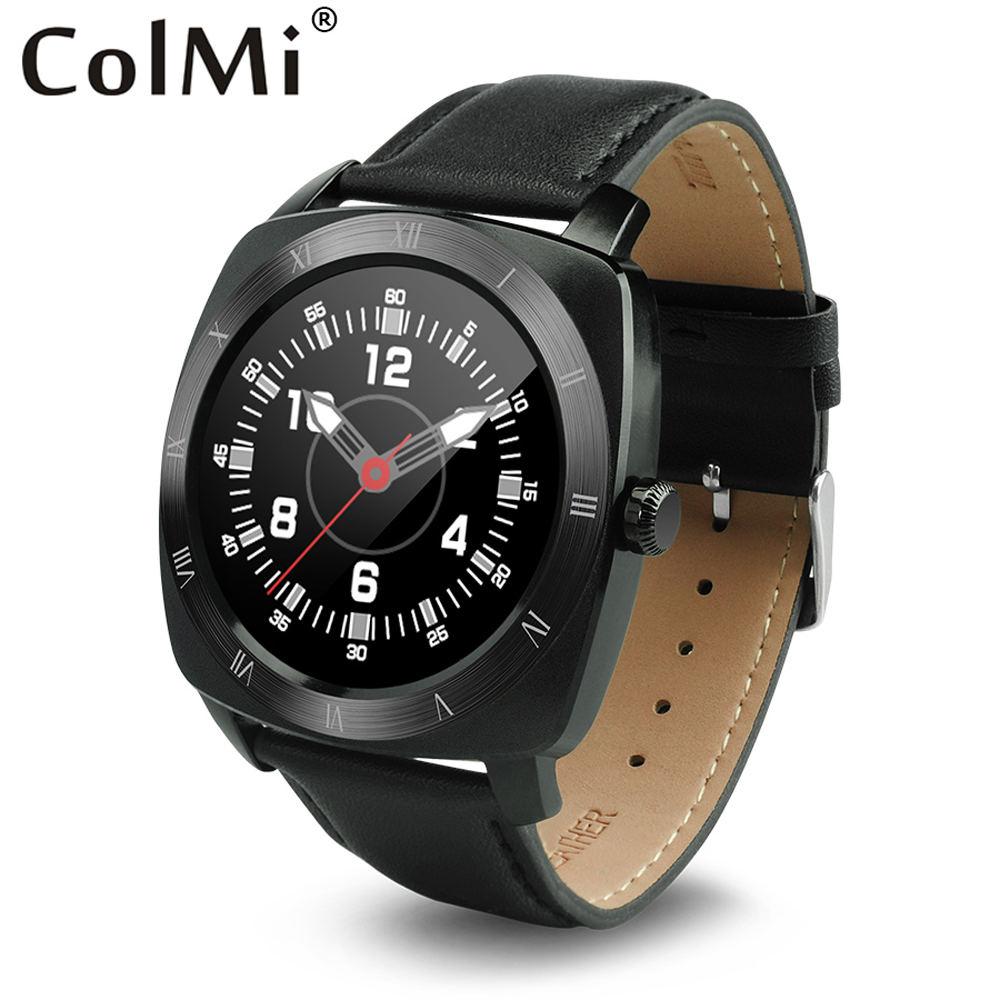 Кварцевые смарт-часы Colmi VS70