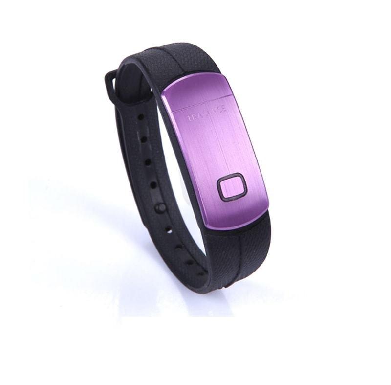 Фитнес-браслет TRASENSE SH06 (фиолетовый)