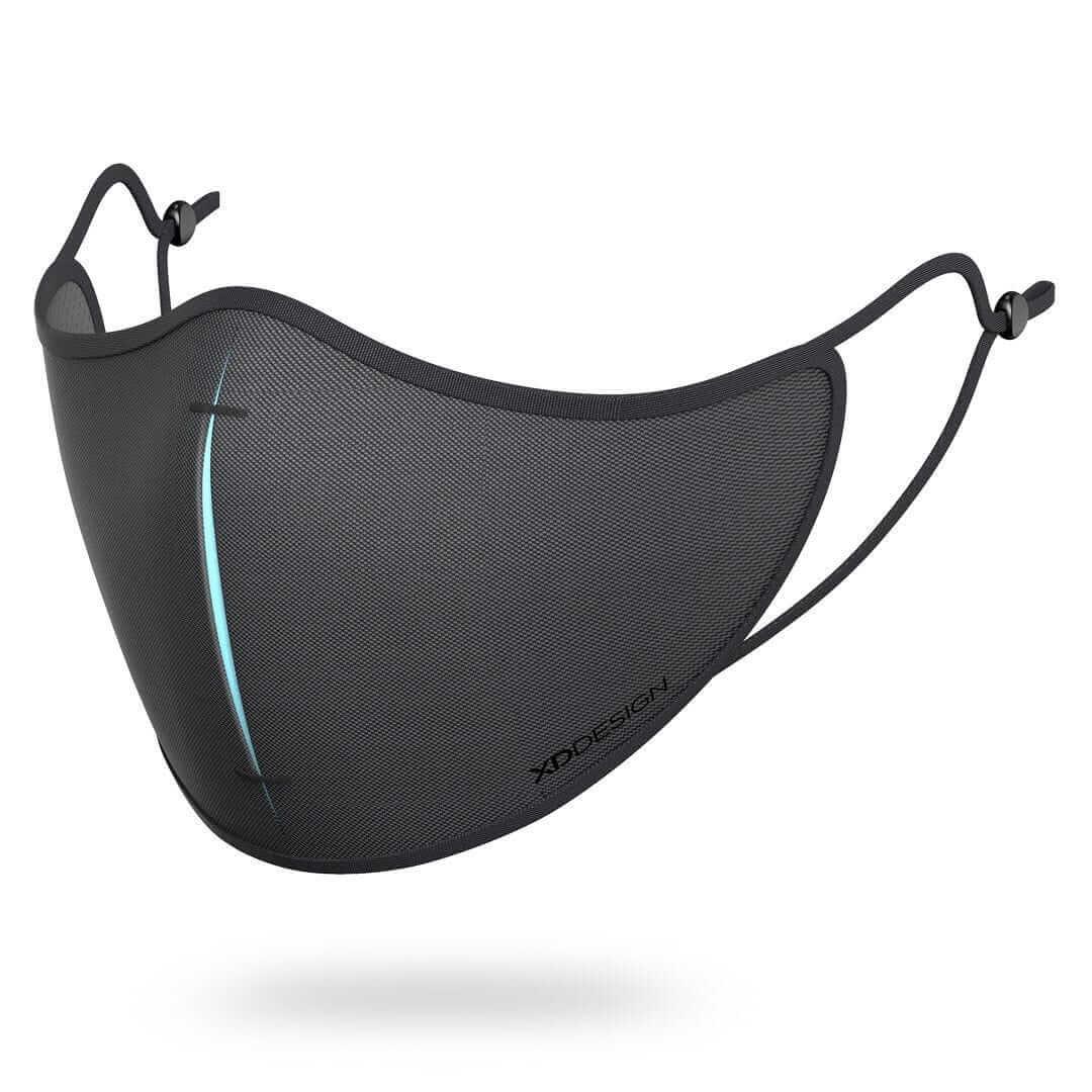 Комплект из многоразовой защитной маски и сменных фильтров XD Design Protective Mask Set