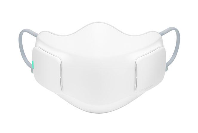 Инновационный очиститель воздуха LG PuriCare AP300AWFA для ношения на лице (индивидуального применения)