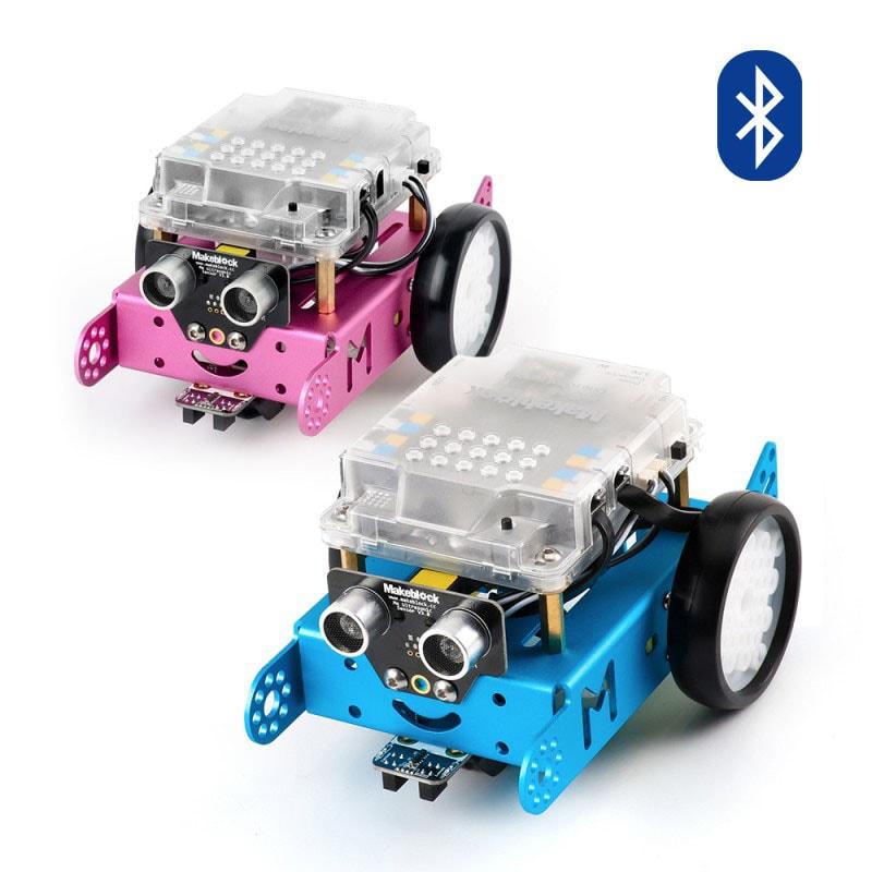 Обучающий робот-конструктор Makeblock mBot v1.1 (Bluetooth-версия)