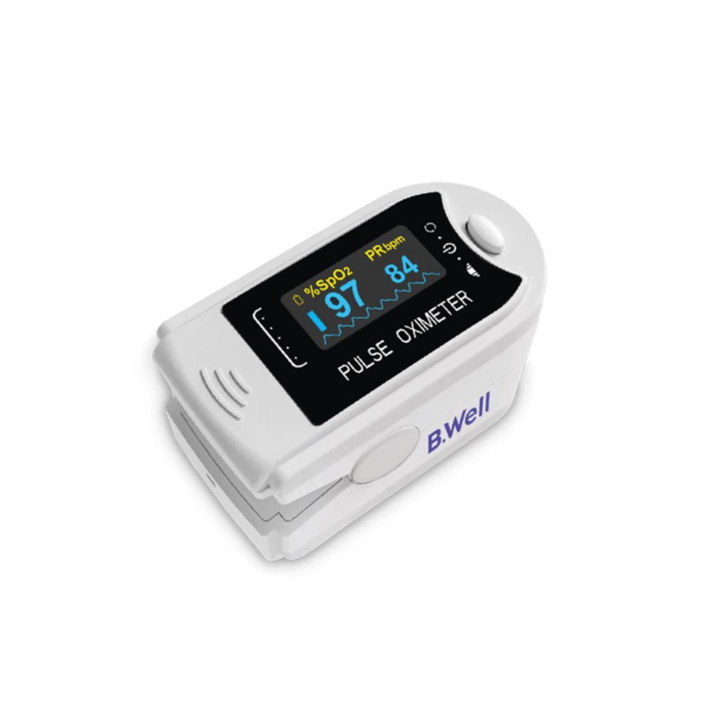 Пульсоксиметр B.Well MED-320 напалечный для измерения уровня кислорода в крови