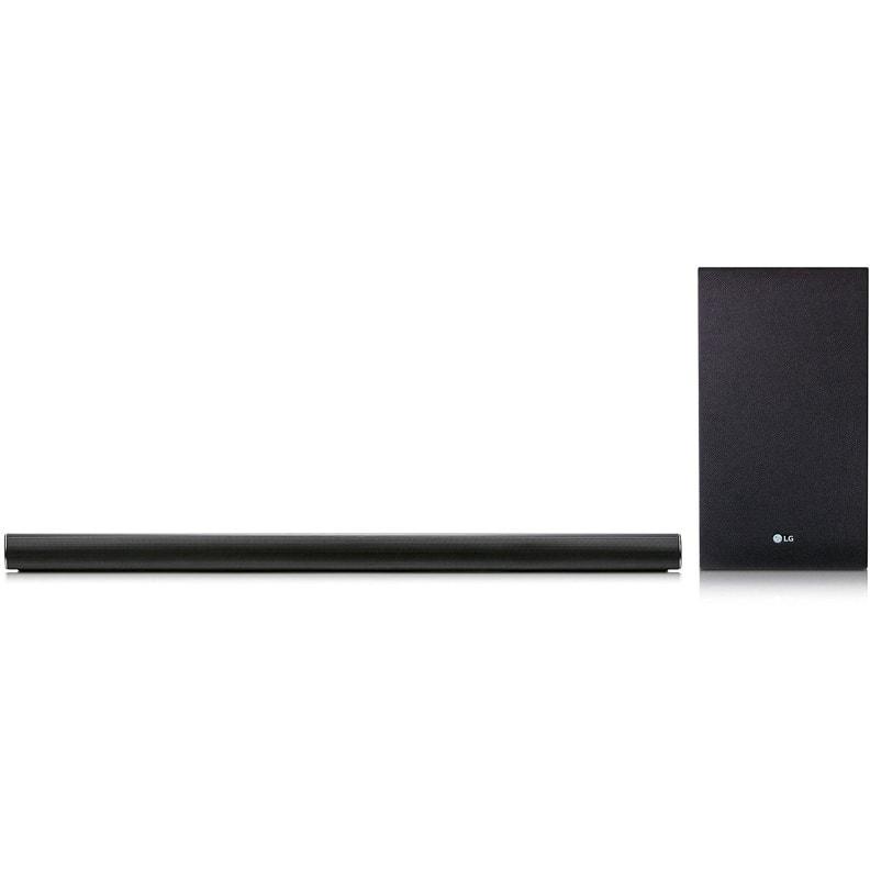 Звуковая панель LG SJ6, черный