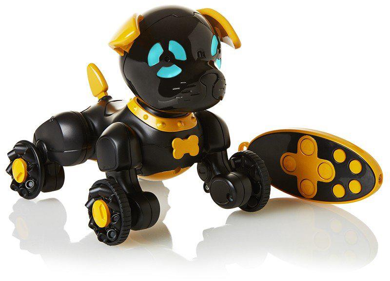 Робот WowWee Chippies (Black)