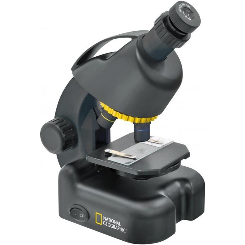 Микроскоп Bresser National Geographics 40-640x, с адаптером для смартфона