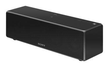Портативная акустика Sony SRS-ZR7B, черный