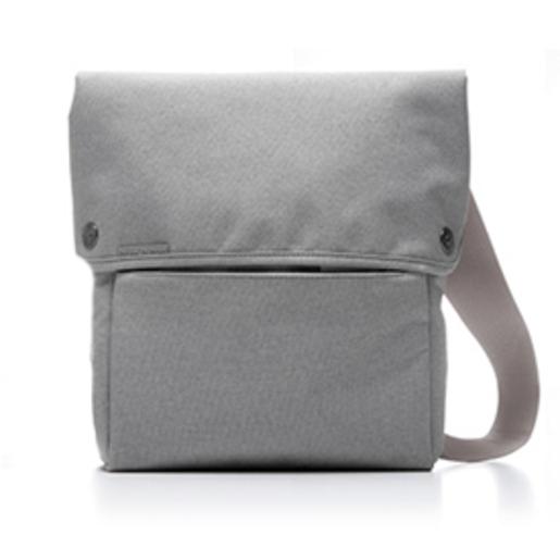 """Сумка Bluelounge iPad Sling Bag для планшета до 11"""" дюймов. Цвет серый."""
