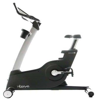 Вертикальный велотренажер Intenza Fitness 550UBe