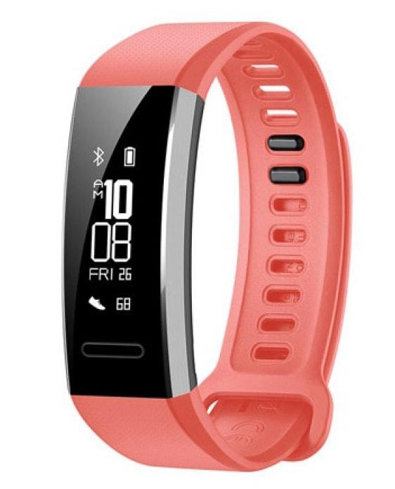 Фитнес-браслет Huawei Band 2 PRO красный