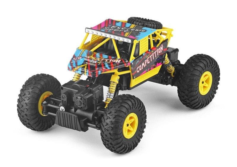 Краулер 1:18 4WD электро - Conqueror Competition (12км/ч, все в комплекте)