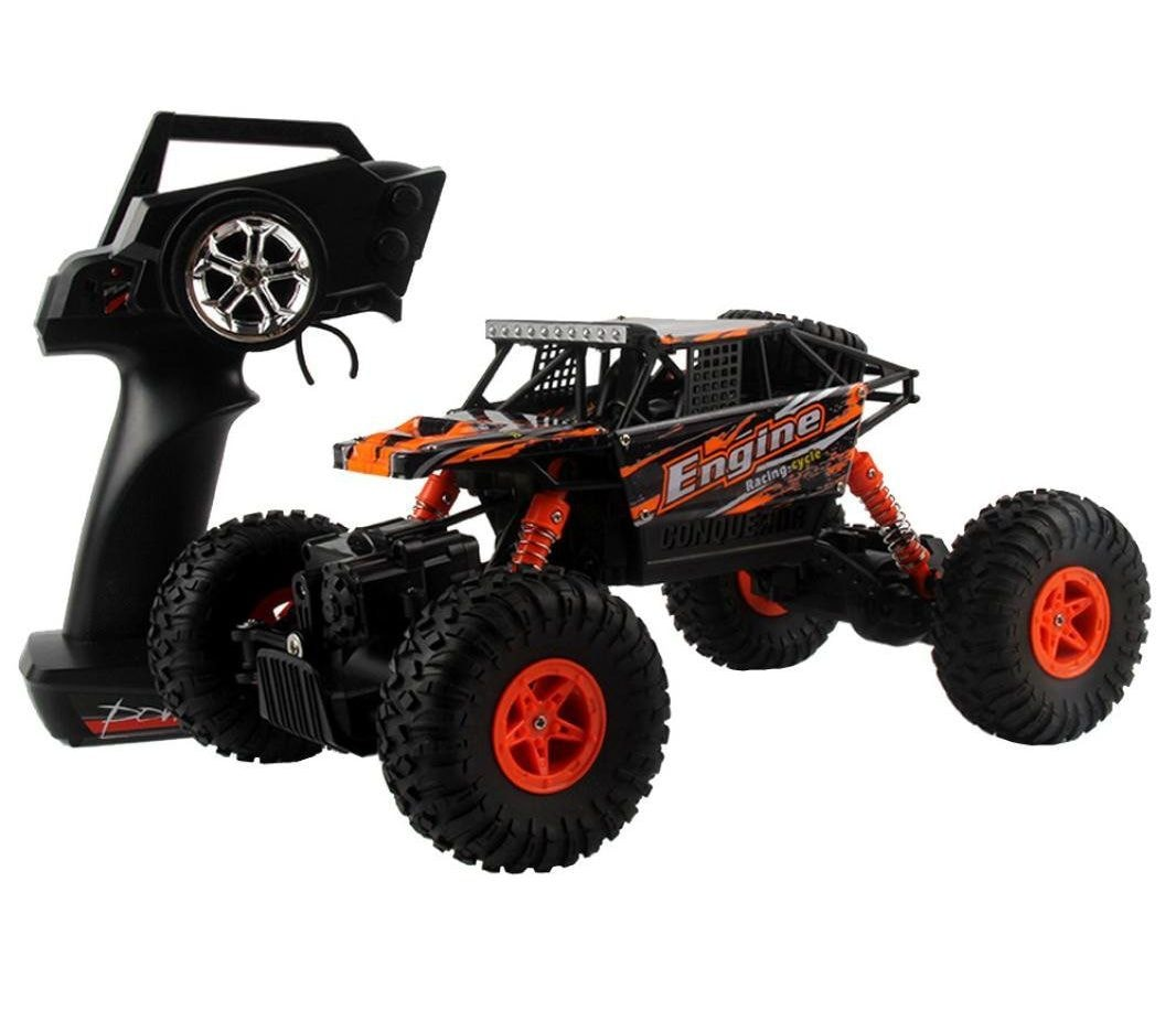 Краулер 1:18 4WD - Engine (все в комплекте)