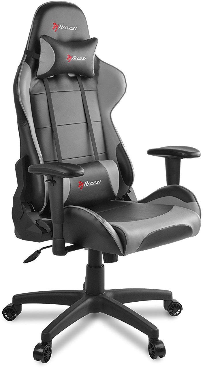 Компьютерное кресло Arozzi Verona V2 (Grey)