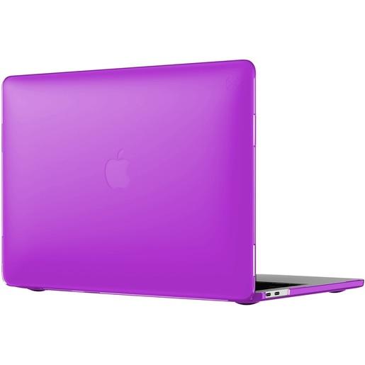 """Защитные накладки Speck SmartShell для ноутбука MacBook Air 13"""" 2018. Материал пластик. Цвет фиолетовый."""