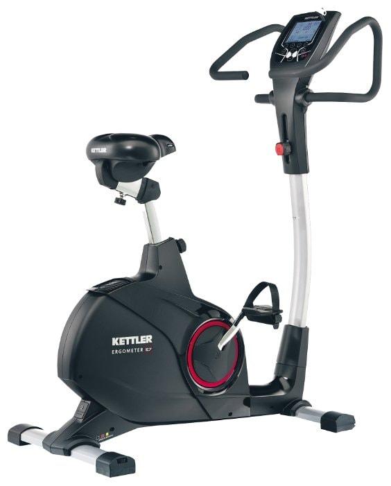 Вертикальный велотренажер KETTLER 7682-860 E7
