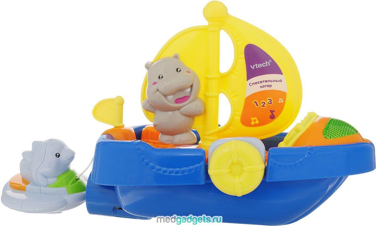 Vtech Игрушка для ванной Спасательный катер