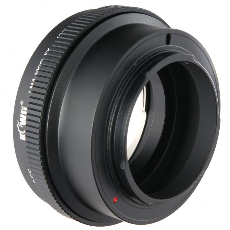 Переходное кольцо JJC KIWIFOTOS LMA-NK(G)_FX (Nikon G- FUJIFILM X-PRO1)