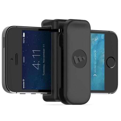 Крепеж на пояс для ремня Mophie Belt Clip для iPhone 6/6s, iPhone 6/6s Plus. Материал пластик. Цвет: черный.