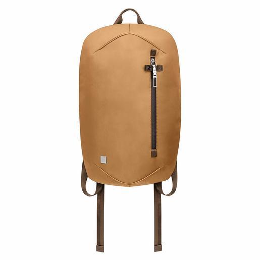 Рюкзак Moshi Hexa для ноутбуков до 15 дюймов. Материал полиэстер, нейлон. Цвет коричневый хаки.