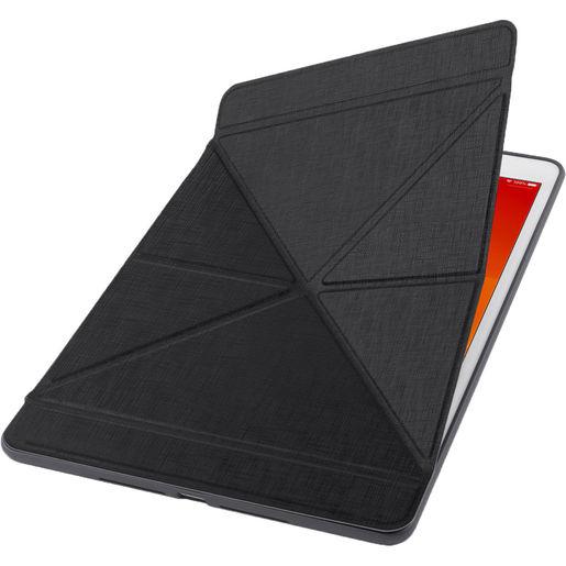"Moshi VersaCover чехол со складной крышкой для iPad 10,2"" (7th Gen). Материал пластик, полиуретан. Цвет черный."
