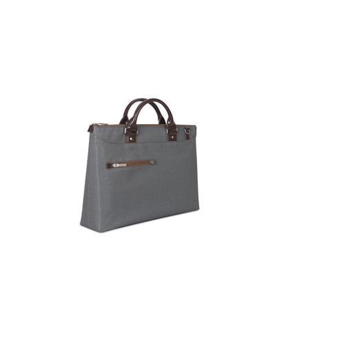 Сумка Moshi Urbana для ноутбуков и планшетов до 15 дюймов, полиэстер. Цвет: серый.