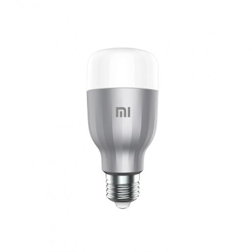 Умная лампочка XIAOMI Mi LED Smart Bulb (белый и мультисвет, E27) GPX4014GL