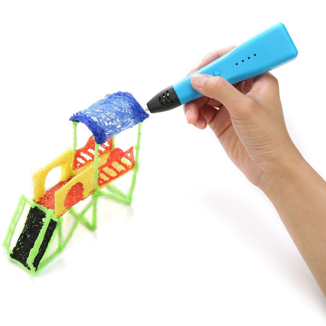 3D ручка Jer RP500A (голубой)