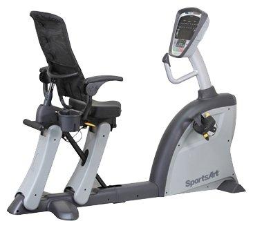 Горизонтальный велотренажер Sports Art C521M