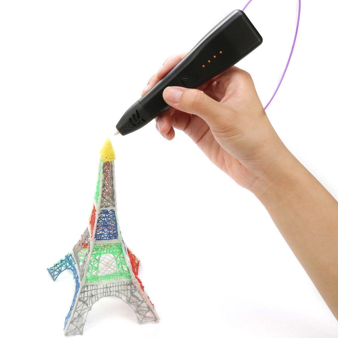 3D ручка Jer RP500A (черный)