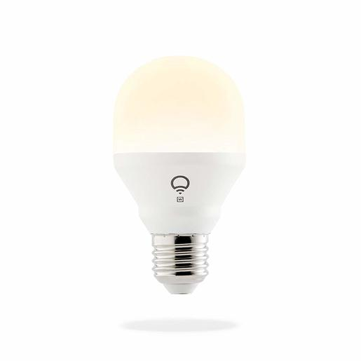 Умная светодиодная лампа LIFX Mini White, A19. Цоколь E27.