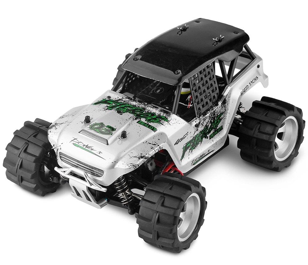 Монстр 1:18 4WD - Fierce Zealot (50km/h)