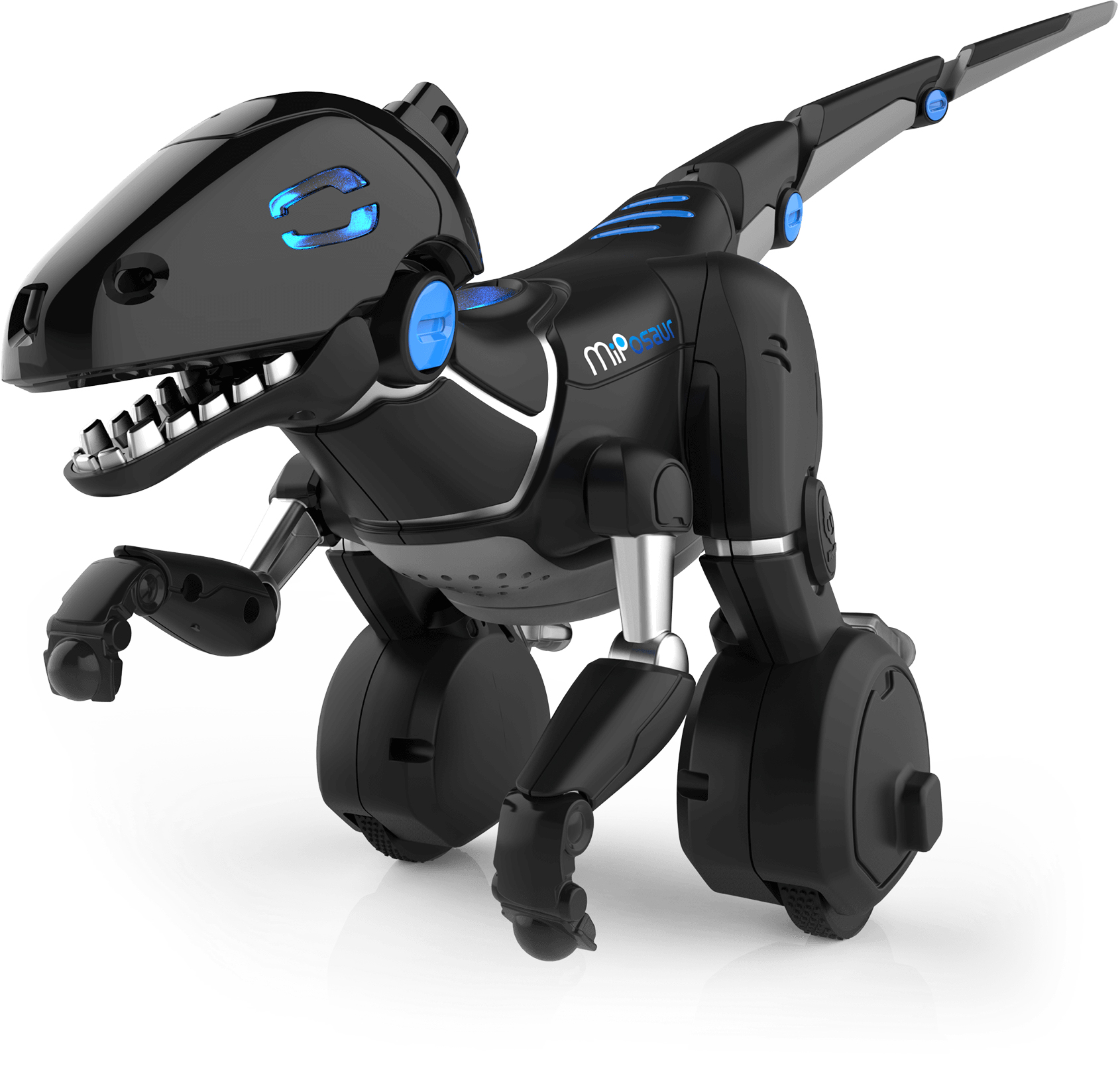Робот WowWee MiPosaur (Black)