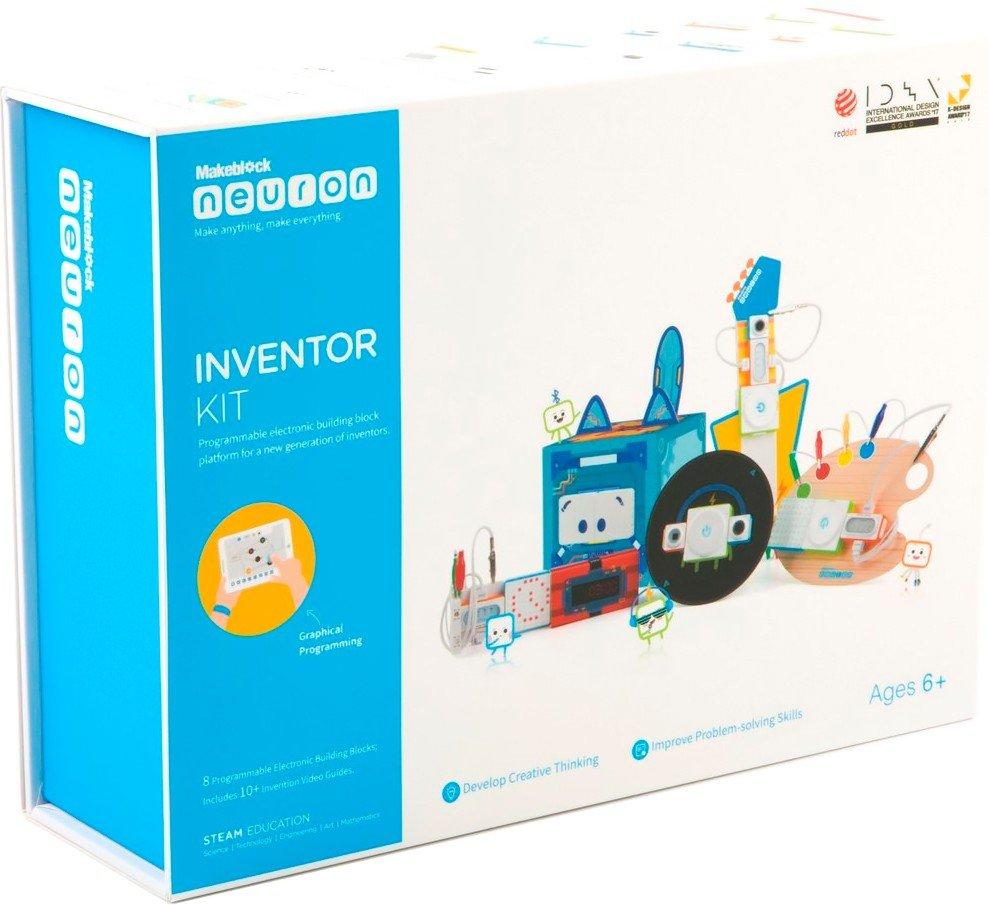 Робототехнический набор Makeblock Neuron Inventor Kit (P1030001)