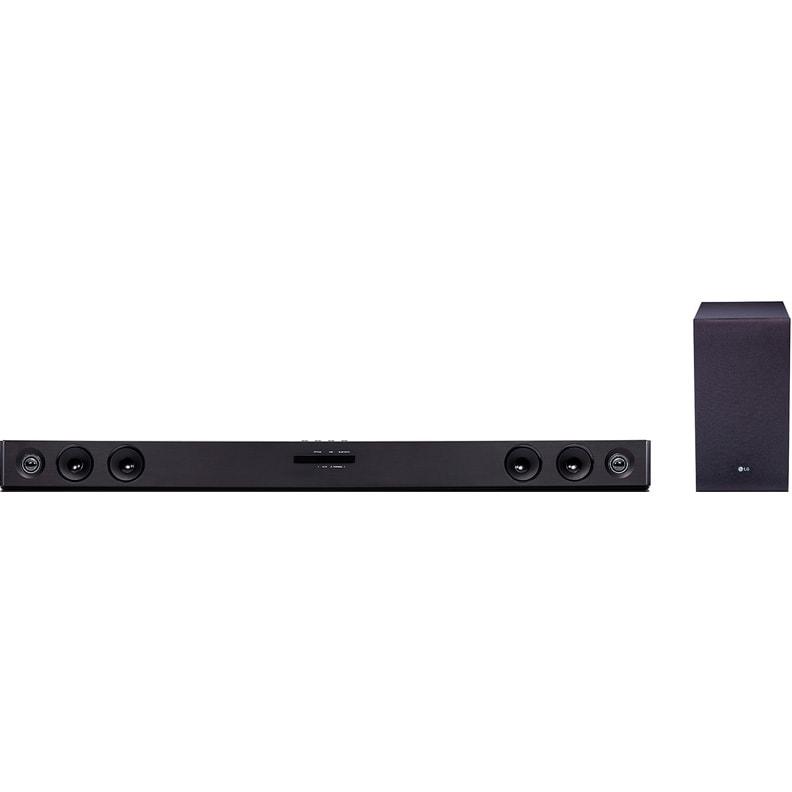Звуковая панель LG SJ3, черный