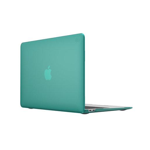 """Защитные накладки Speck SmartShell для ноутбука MacBook Air 13"""" 2018. Материал пластик. Цвет лазурный."""