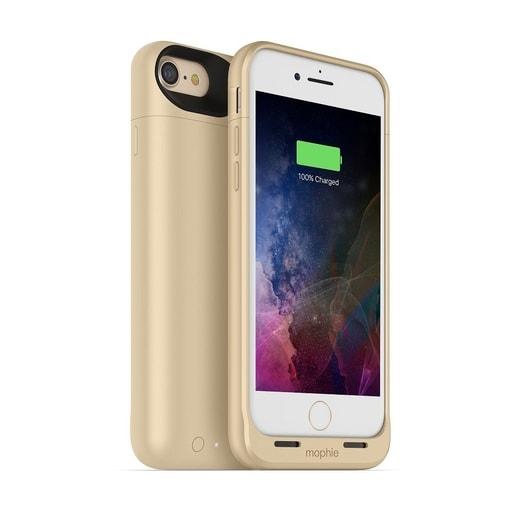 Чехол Mophie Juice Pack Air со встроенным аккумулятором для iPhone 7. Цвет: золотой.