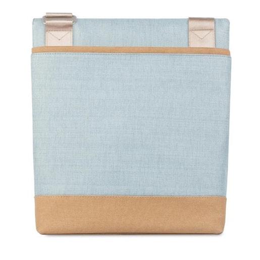 Сумка Moshi Aerio Lite для iPad и других планшетов. Материал: хлопок/полиэстер. Цвет: синий.