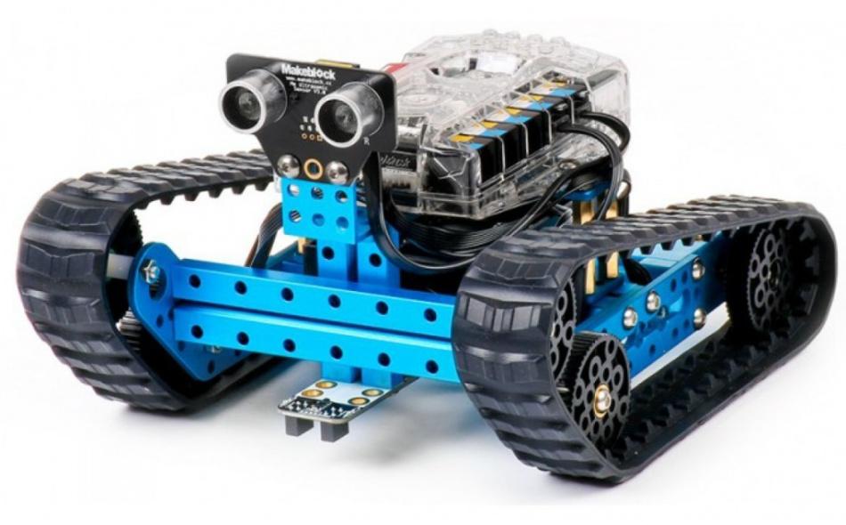 Робототехнический набор mBot Ranger Robot Kit (Bluetooth-версия)
