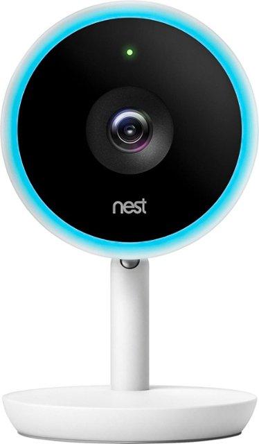 Камера видеонаблюдения Nest Cam IQ Indoor NC3100US (White)