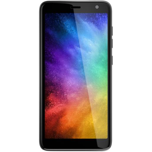 Смартфон Haier Alpha A4 Lite black 5.5'' IPS/960x480/MT6580M/1+8GB/2Sim/3G/8+5MP/2900mAh/microSD/Android 8