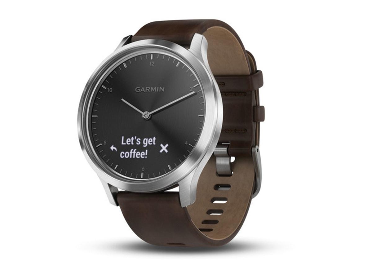 Спортивные часы Garmin Vivomove HR Premium