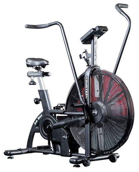 Вертикальный велотренажер YouSteel AirBike