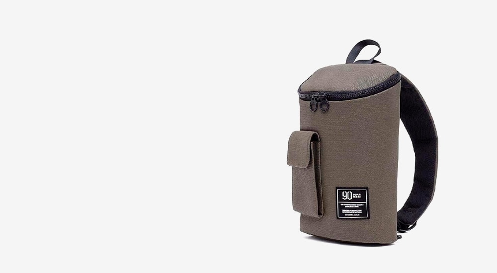 Рюкзак Xiaomi (Mi) 90 Points Chic Leisure Waist Bag